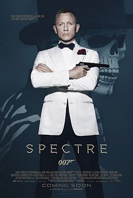 Quiz Co wiesz o filmie James Bond Spectre?