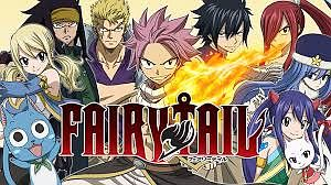 Quiz Test wiedzy o anime fairy tail