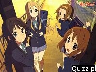 Quiz Kim jesteś z K-ON? 1
