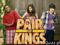 Quiz Pair Kings-Para Królów