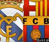 Quiz Real Madryt vs. Barcelona